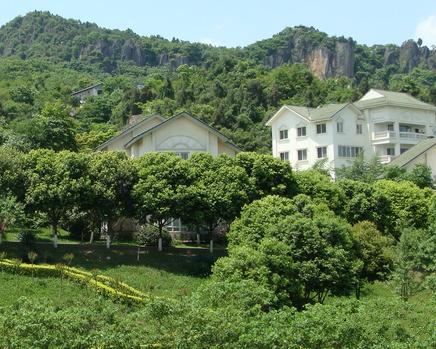 50K稳压变压器一体机成功入驻惠州罗浮山某别墅区